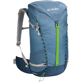 VAUDE Zerum 38 LW Zaino, foggy blue